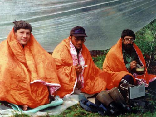 Август 1997 в Саянах