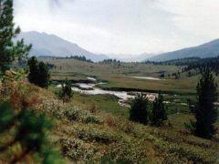 Верховье реки Эхе-Гол