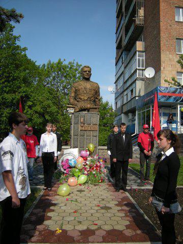 Единственный памятник Алексею Бересту