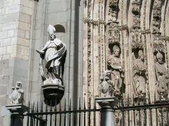 г. Толедо, фрагмент Кафедрального собора