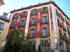 Мадрид, просто красиво оформленный дом
