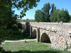г. Саламанка, Римский мост