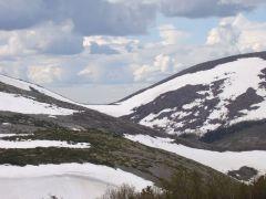 Снег Облака Гусиные Ворота