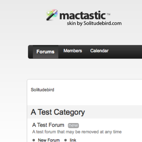IPB 3 mactastic by Kodeak
