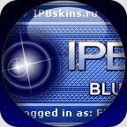ipb blue star style